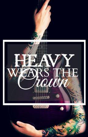 Heavy Wears The Crown by ObsceneIrrationality