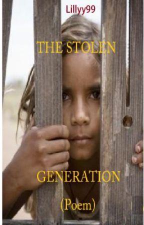 Stolen Generation (Poem) by lillyy99