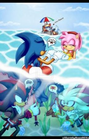 Le SSS show by SONIC-FANFICS