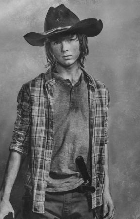 Bait {a Carl Grimes Fanfic} by chandler__imagines