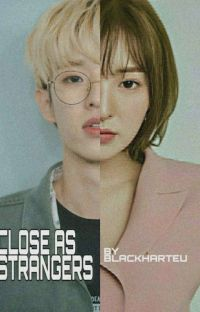 CLOSE AS STRANGERS • Jae Day6 cover