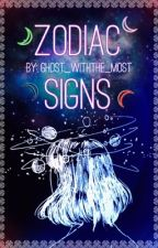 Zodiac Signs by ghost_withthe_most