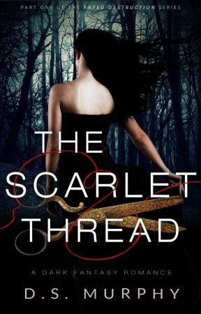 The Scarlet Thread - a dark fantasy YA romance based on Greek mythology by Derek-S-Murphy