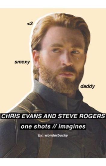 Steve Rogers & Chris Evans imagines