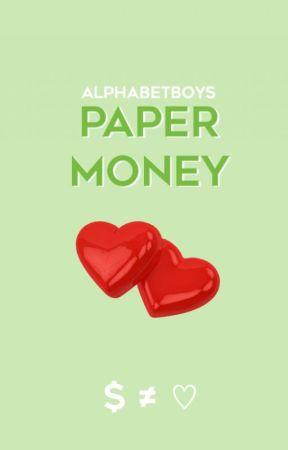 Paper Money {luke hemmings} by alphabetboys
