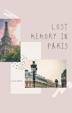 lost memory in Paris by BoraPark1