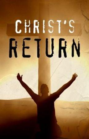 Christ's Return [The Rapture] by nuvibegirl