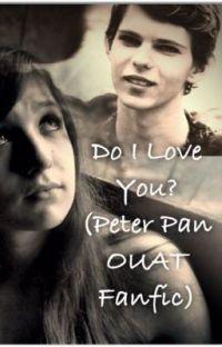 Peter Pan x Reader cover