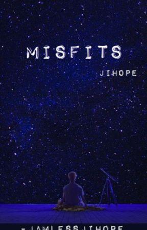 Misfits (JiHope) by JamlessJiHope