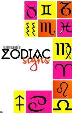 Zodiac signs (horoskop) by RakelHeleneB