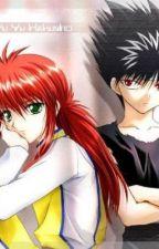 Kurama's Jealousy (Hiei love story) by Nanumi
