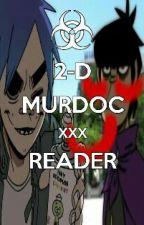 2-D/Murdoc X Reader by hazelnut_680