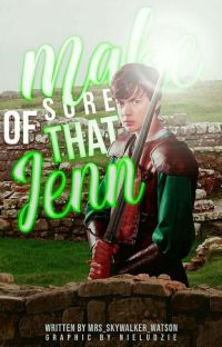 Make Sure Of That, Jenn |  Edmund Pevensie  cover