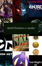 Multifandom x Reader{Discontinued Til Further Notice} by SReid13