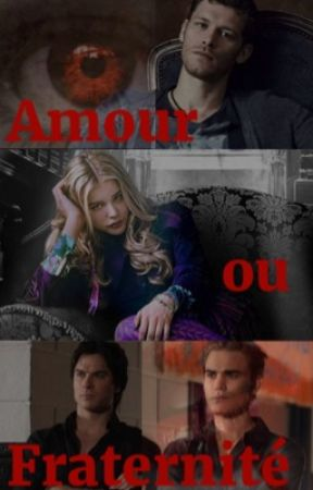 Amour ou fraternité | TVD by Ellie-xox-