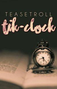 Tik-Clock cover