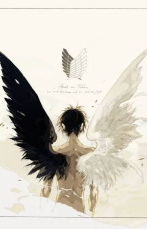 My Wings Are Shining. (Levi x Eren) (Boy x Boy) by ImTheBossFangirl1324
