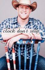 clock don't stop    jj watt by -youtemptress