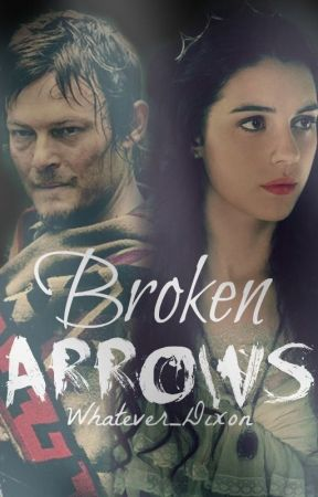 Broken Arrows  Daryl Dixon  by Whatever_Dixon