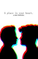 A place in your heart by Uccello1997