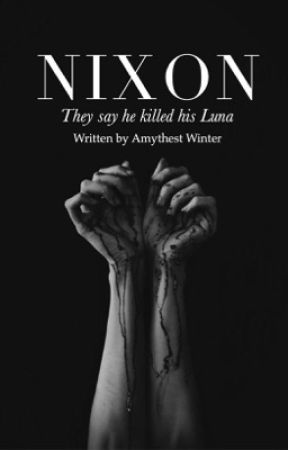 Nixon by AmythestWinter