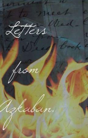 Letters from Azkaban by MeiJelly