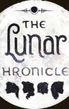 The lunar chronicles by SamanthaGCrago