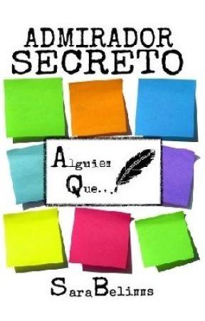 Admirador Secreto #ConcursoAC by sara_belinns