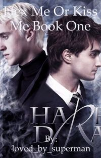 Hex Me or Kiss Me Book One cover