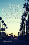 Come diventare famosi su wattpad cover