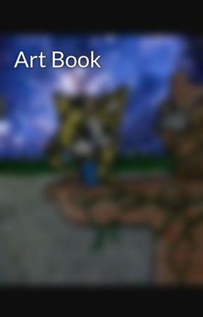 Art Book by ElizabethTheVampFox
