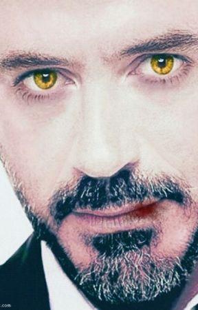 Tony Stark And A Vampire by advocate13