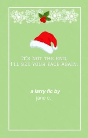 it's not the end, i'll see your face again [Larry] by biolougy