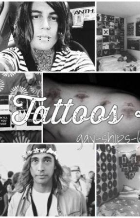 • Tattoos • (kellic) by pineapplevic