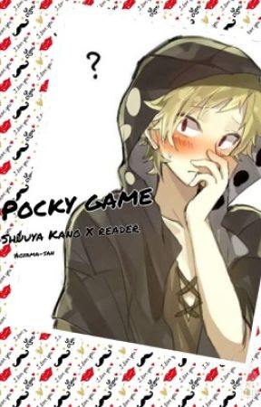 .:Pocky game:. Shuuya kano x Reader by Kyamo-Li