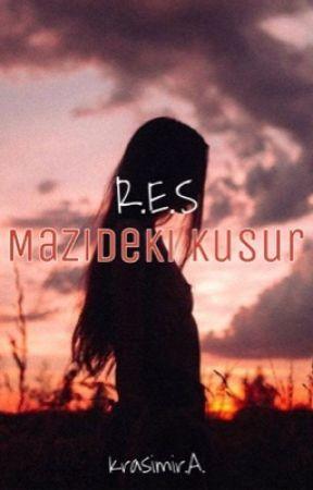 R.E.S - Mazideki Kusur (Askıda) by krasimiraa