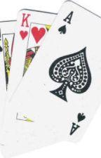 Cards vs Chess (Ciel x OC) by MaxKattKiara