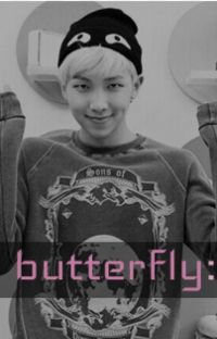 butterfly: [kim namjoon] cover