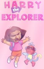harry the explorer [larry stylinson] (SHOW DISCONTINUED) by makemadej
