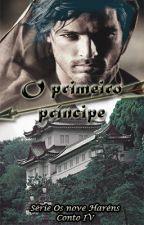 O primeiro príncipe (Romance Gay) by NMCMsama