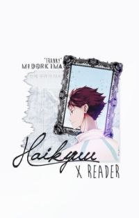 Haikyuu x Reader ⇹ One Shots cover