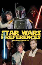 Star Wars Preferences by mrs-preferences