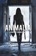 Animalia // Barnes by HighFunctioningSarah