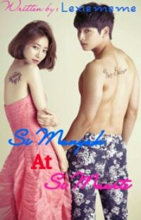 Si Manyak at Si Maarte(Completed) cover
