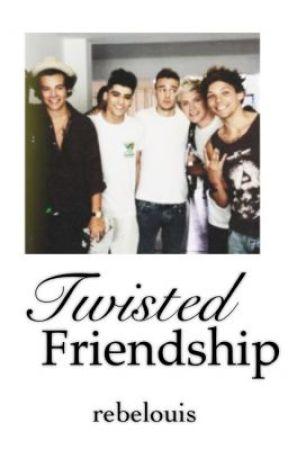 Twisted Friendship by rebelouis
