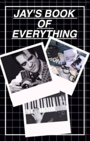 Jay's Book of Everything by AnxietyAtTheBall