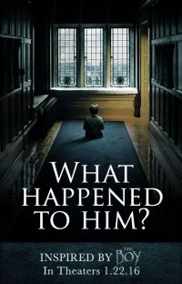 What Happened to Him? cover