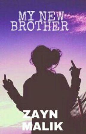 My New Brother » Zayn Malik by _AmandsMalik