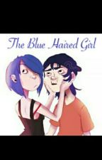 The Blue Haired Girl by _queen_lilith_