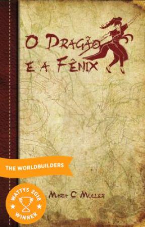 O Dragão e a Fênix  (Degustação) by marycmuller
